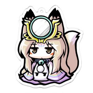 アクリルキーホルダー:天照皇狐大狐靈貴(コンコレ)