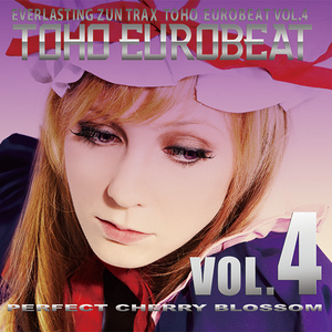 TOHO EUROBEAT VOL.4 PERFECT CHERRY BLOSSOM