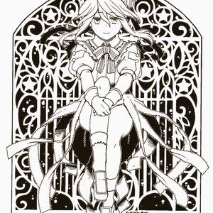 Soleil -ソレイユ-(サモンナイト白黒イラスト本)