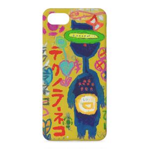 【Web限定】テクノラネコiPhoneケースA【受注生産】
