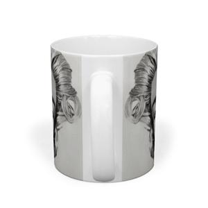 マグカップ  マリリンモンロー 鉛筆画