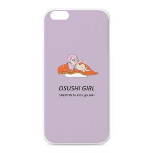 iPhone 6 Plus / 6s Plus ケース OSUSHI GIRL
