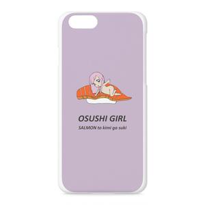 iPhone 6 / 6s ケース OSUSHI GIRL