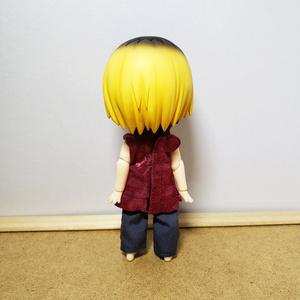 【2点セット】チャイナ風衣装【ねんどろいどどーるサイズ】