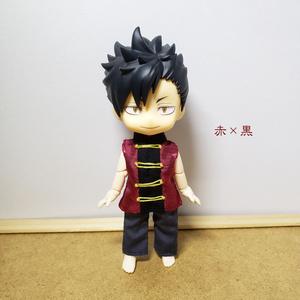 【2点セット】チャイナ風衣装【オビツ11サイズ】