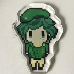 銀河英雄ドットマグネット LoGH Pixel Magnet