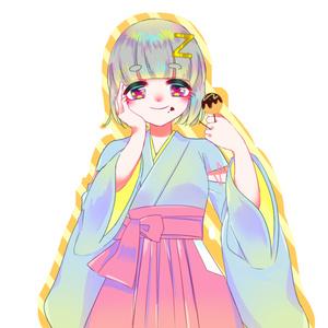 りん姫 アクリルキーホルダー