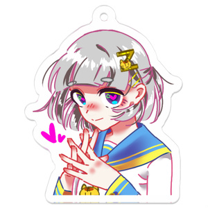 りん姫2 アクリルキーホルダー