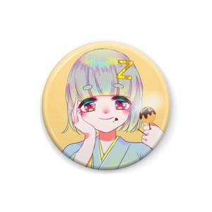 りん姫 缶バッジ