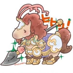 【ゆめかわアクキー】赤兎馬