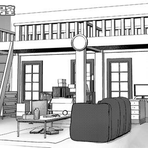 A3!103号室3Dデータ