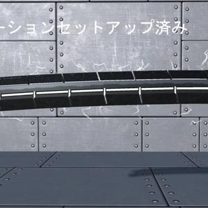 【INGY-K 002】fbxモデル