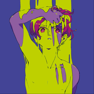見つめ返して・リキッド // Mitsumekaeshite・Liquid