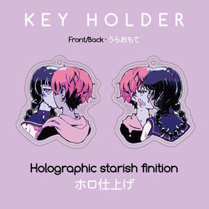 Keyholder - Yuuko and Makoto