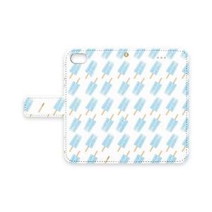 ICE CANDY 手帳カバー(各種iPhone対応)
