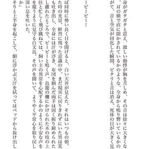 かねださんシリーズ第四巻「情報屋 門神正司」