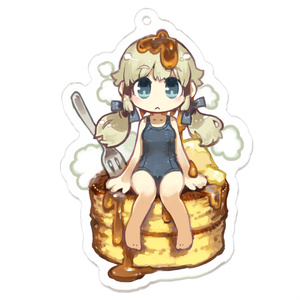 TBP keyholder:ホットケーキ