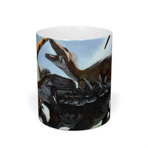 難攻不落(マグカップ)【恐竜グッズ】