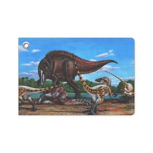 相克(パスケース)【恐竜グッズ】