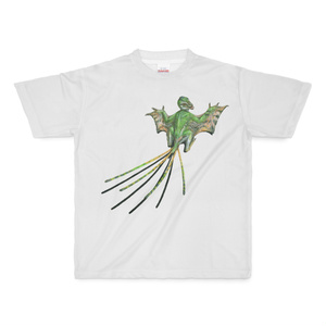 おとまりエピデクシプテリクス(フルグラフィックTシャツ)【恐竜グッズ】