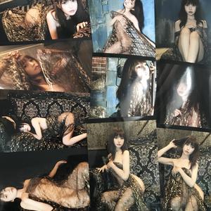 ポストカード写真3枚セット「ジュスティーヌ、あるいは美徳の不幸」より