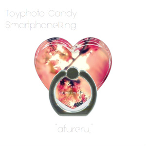 candy smartphone ring