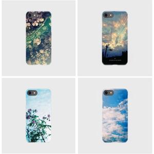 clear smartphone case  -denpatou-