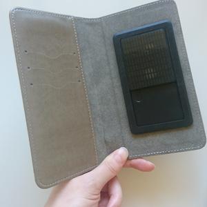 Book type Smartphone Case -opal sky.- *No-Belt type