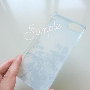 clear smartphone case  -yogurt-