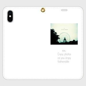 Book type Smartphone Case -melanc_holic.- *No-Belt type