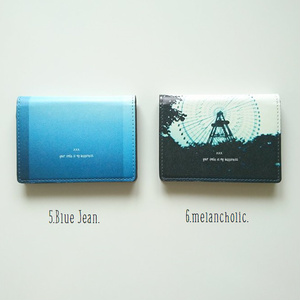 Toyphoto design Cardcase collection.
