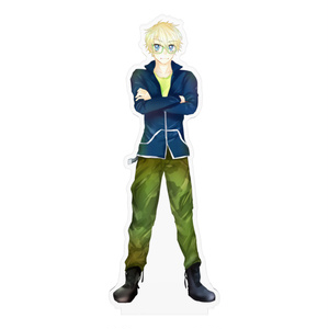 Stromboli Squad Acrylic Stand Figure Vol.1 - DYLAN
