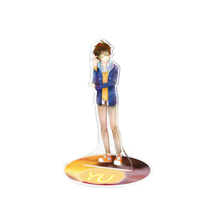 Stromboli Squad Acrylic Stand Figure Vol.1 - YU