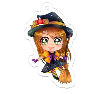 Stromboli Halloween Keychain - MIKA