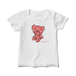 Lip bear レディースTシャツ
