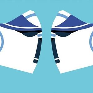 艦隊デザインマスク