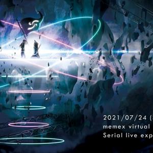 【ライブ映像】Extended Live Memory - Serial live experiments Vol.2