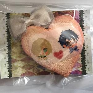 クッキー擬きキーホルダー ユーリ!!! on ICE