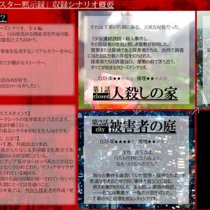 【電子完全版】ウィンチェスター黙示録【CoCシナリオ集】