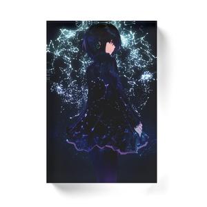 Constellation dress AcrylicBlock