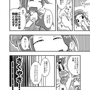 秋季例大祭新刊 咲夜さんの至福