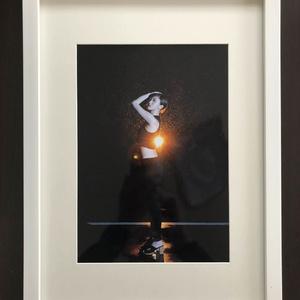 限定1セット 「えりコレ」展示写真 ハーフセットA ※A3額縁付