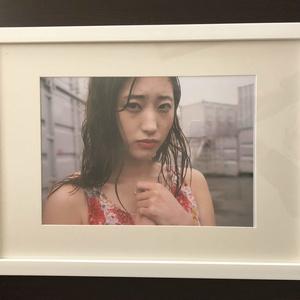 限定1セット 「えりコレ」展示写真 ハーフセットB ※A3額縁付