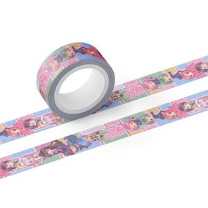 サイト1周年記念マスキングテープ(15mm幅)