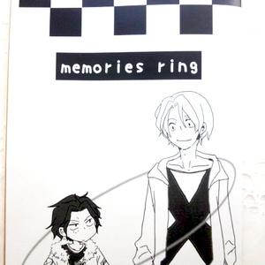 memories ring(エースくんイラストカードつき)BYちゃやま