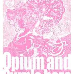 【25%OFF】Opium and Purple haze Tシャツ【11/26まで】