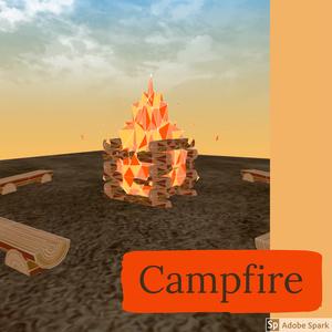 キャンプファイヤーセット (無償版あり)