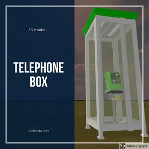 電話ボックス (無償版あり)