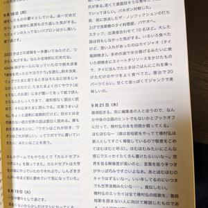 曖昧日記 2017年8月〜2018年1月(紙版)