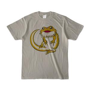 フトアゴちゃんカラーTシャツ